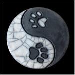 Yin yang pattes
